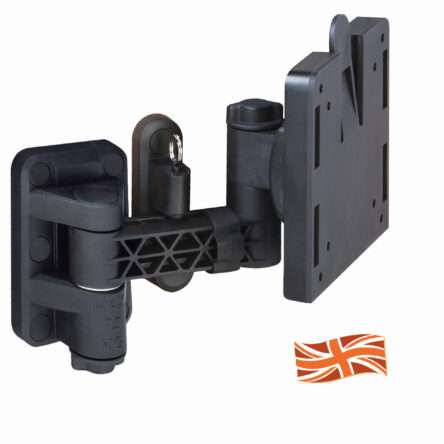 VP TV Wall Bracket – SINGLE Arm Quick Release