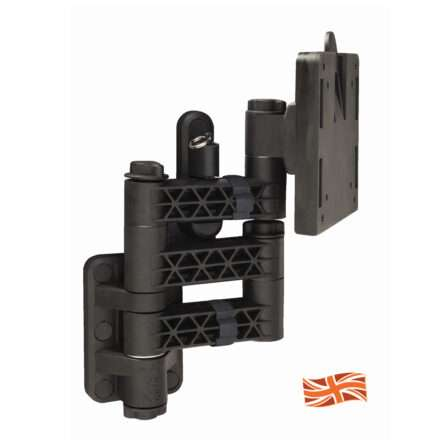 VP TV Wall Bracket – TRIPLE Arm Quick Release