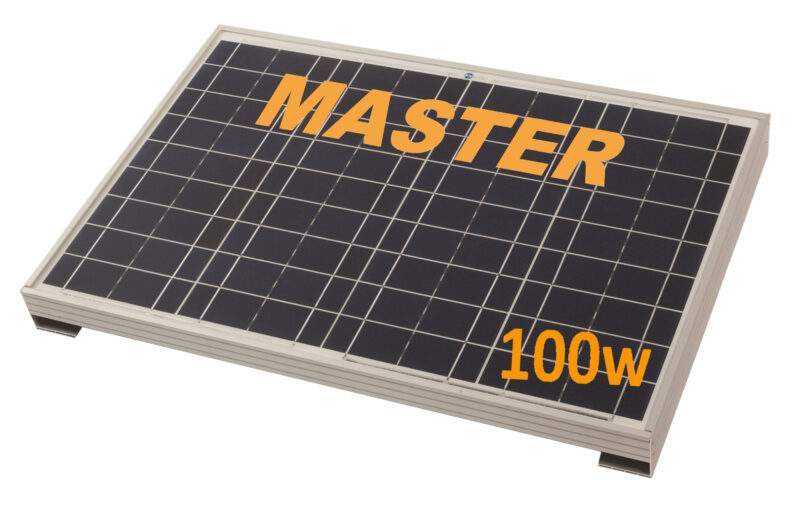 SOLAR 100 (Master Panel)