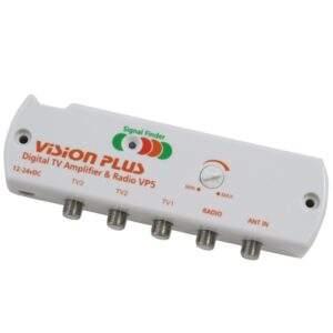 VISION PLUS Amplifiers